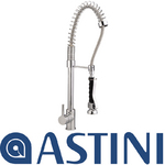 View Item ASTINI Ignace Professionall Chrome Pullout Spout Kitchen Sink Mixer Tap HK11