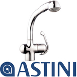 View Item ASTINI Samuel Chrome Pullout Spout Kitchen Sink Mixer Tap HK23