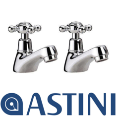 View Item ASTINI Victoria Traditional Bathroom Basin Sink Taps