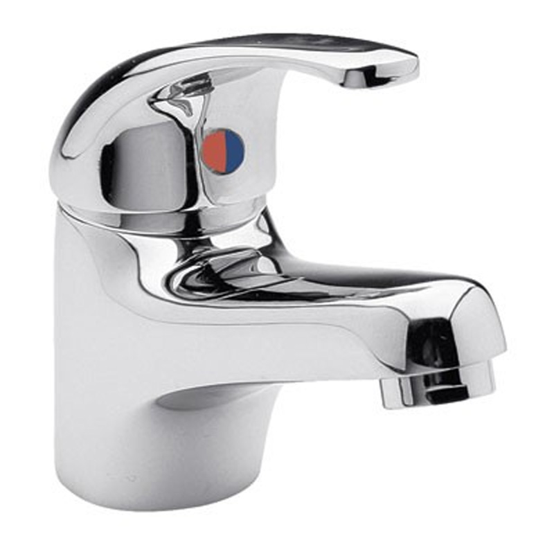 holly chrome monobloc bathroom basin mixer tap m316 ebay. Black Bedroom Furniture Sets. Home Design Ideas