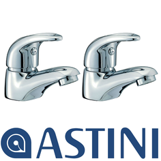 View Item ASTINI Orion Chrome Basin Taps AOR001