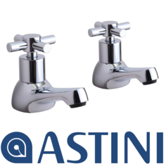 View Item ASTINI Polar Chrome Basin Taps APLR001