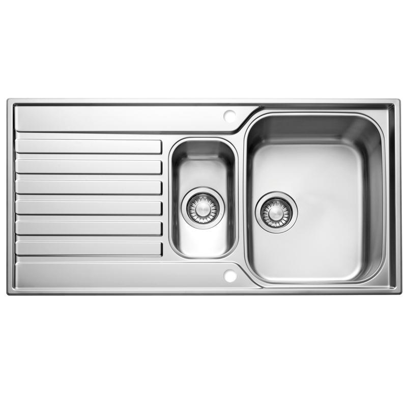 Ebay Franke Sink : Franke Ascona 1.5 Bowl Silk Stainless Steel Kitchen Sink ASX651 Sink ...