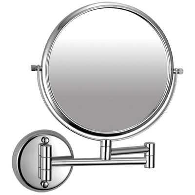 6 Wall Mounted Bathroom Swivel Shaving Mirror 6034 Ebay