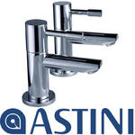 View Item ASTINI Esprit Chrome Bathroom Basin Sink Taps P001