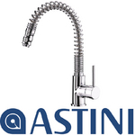 View Item ASTINI Marseilles Chrome Pullout Spout Kitchen Sink Mixer Tap HK12