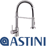 View Item ASTINI Zetland Chrome Pullout Spout Kitchen Sink Mixer Tap HK14