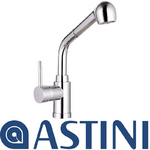 View Item ASTINI Samuel Chrome Pullout Spout Kitchen Sink Mixer Tap HK43