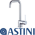 View Item ASTINI Bern Chrome Single Lever Kitchen Sink Mixer Tap HK44