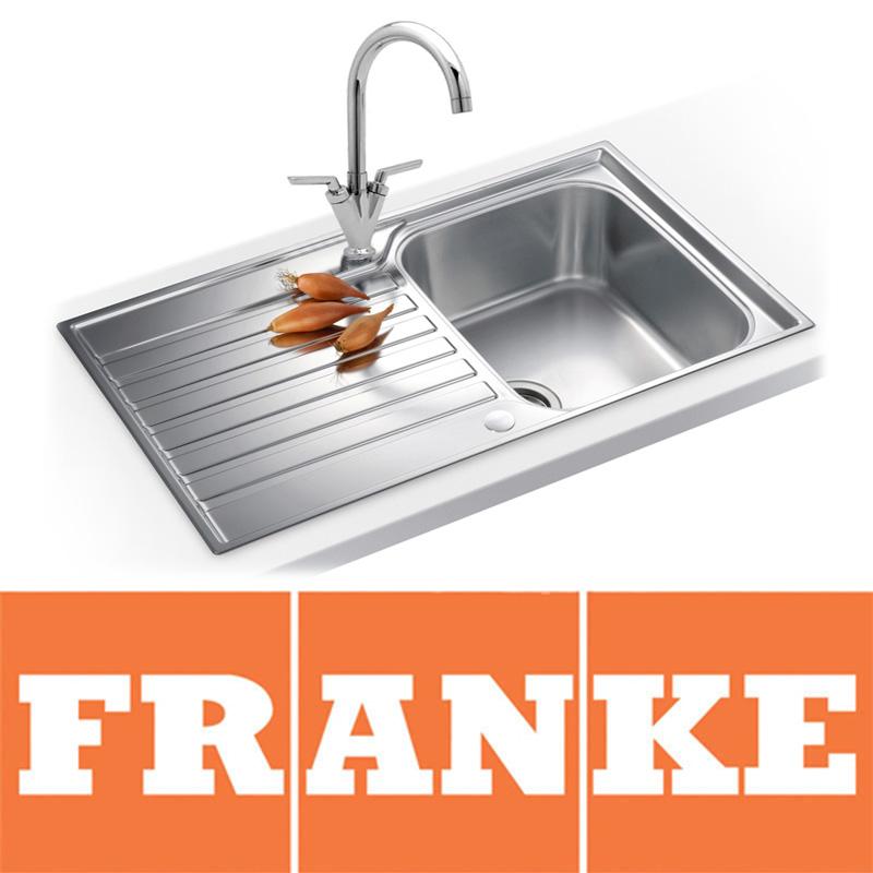 Franke Ascona Kitchen Tap Silk Steel Replacement