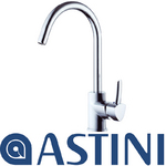 View Item ASTINI Rovho Chrome Single Lever Kitchen Sink Mixer Tap HK46