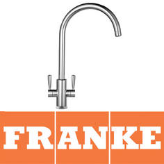 View Item Franke Ascona Chrome Kitchen Sink Mixer Tap