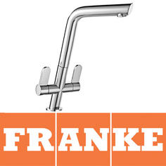 View Item Franke Cresta Chome Kitchen Sink Mixer Tap