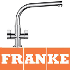 View Item Franke Sion Chome Kitchen Sink Mixer Tap