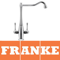 View Item Franke Verbier Chome Specialist Kitchen Sink Mixer Tap