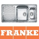 View Item Franke Ariane 1.5 Bowl Silk Stainless Steel Kitchen Sink & Waste LHD ARX661P