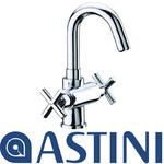 View Item ASTINI Orpheus Chrome Swivel Spout Bathroom Basin Sink Mixer Tap HB16