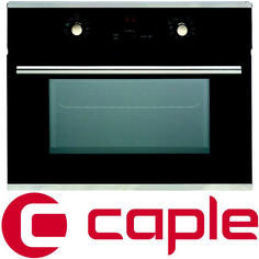 View Item Caple Sense Built-in Combination Microwave Stainless Steel Finish CM107