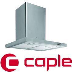 View Item Caple Stainless Steel Wall Chimney Hood BXC600SS