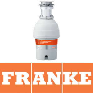 Franke Turbo Waste Disposal Unit WD-1001B Preview