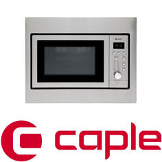 View Item Caple Classic Stainless Steel Microwave CM118