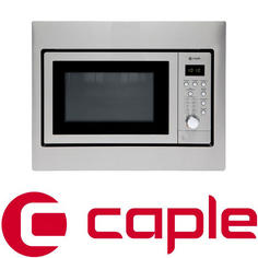View Item Caple Classic Stainless Steel Microwave CM116