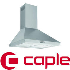 View Item Caple Stainless Steel Wall Chimney Hood CCH6