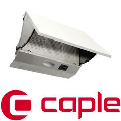 View Item Caple Silver Grey Integrated Wall Hood 2MINCH7