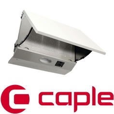 View Item Caple Silver Grey Integrated Wall Hood 1MINCH7