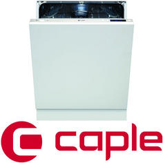 View Item Caple Fully Integrated Dishwasher DI617