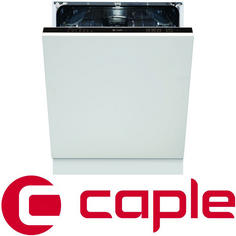View Item Caple Fully Integrated Dishwasher DI615