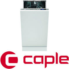 View Item Caple Slimline Fully Integrated Dishwasher DI465