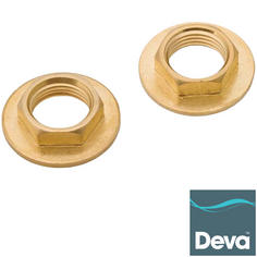 View Item Deva Brass Back Nuts DSP BBN101