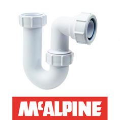 View Item McAlpine 1.0 Bowl Kitchen Sink Plumbing Kit SC10