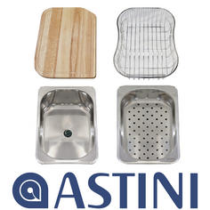 View Item Astini Lugano 4pc Accessories Set