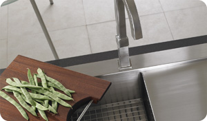 Base Mounted Mixer Tap
