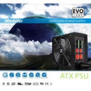 ATX Silent Gaming Modular PC Power Supply PSU - 800W ATX Silent Gaming ...