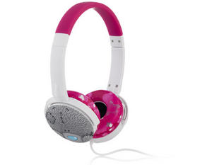 ME TO YOU Tatty Teddy Stereo Headphones, Hot Pink Preview