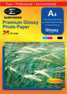 View Item A4 Premium Inkjet Photo Glossy Paper 180gsm 25pack