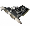View Item Dynamode PCI To Serial (RS232) Twin Dual Port Adapter
