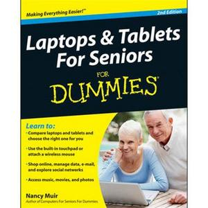 Laptops and Tablets for Seniors for Dummies Book Preview