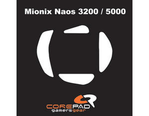 COREPAD Skatez Mionix Naos 3200/5000 CS27930 Preview