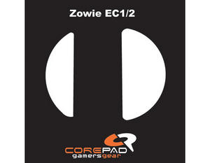 COREPAD Skatez for Zowie EC1/2 CS28070 Preview