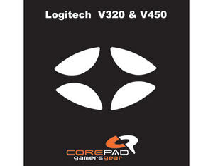 COREPAD Skatez for Logitech V320, V450 CS28090 Preview