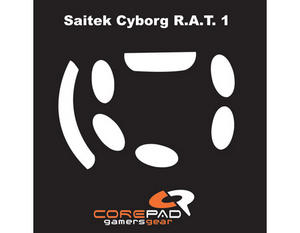COREPAD Skatez for Saitek Cyborg RAT 1 CS28110 Preview