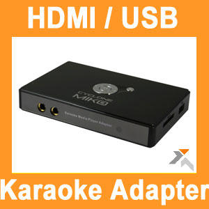 Cyclone Miko Media Player Adapter HDMI 1080P & Karaoke Preview