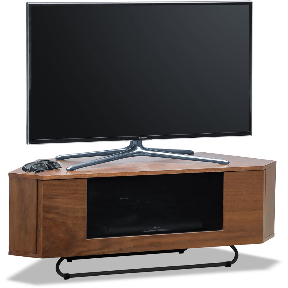 centurion supports hampshire gloss walnut 26 50 tv cabinet refur. Black Bedroom Furniture Sets. Home Design Ideas