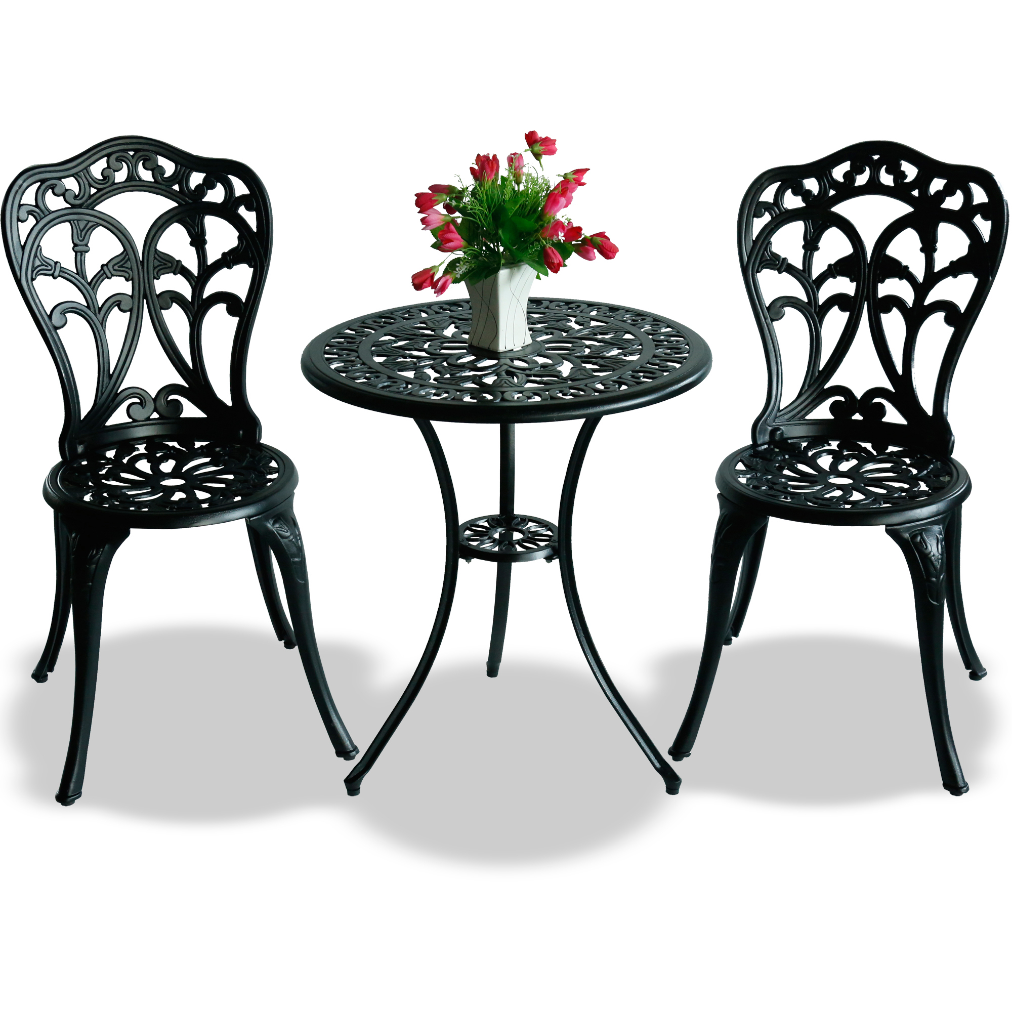 Centurion Supports BANGUI Garden amp Patio Table 2 Chairs