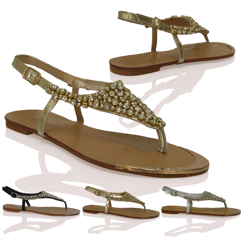 Lastest NEW Womens Shoes Cross Braided Strappy Gladiator Flat Sandals  EBay