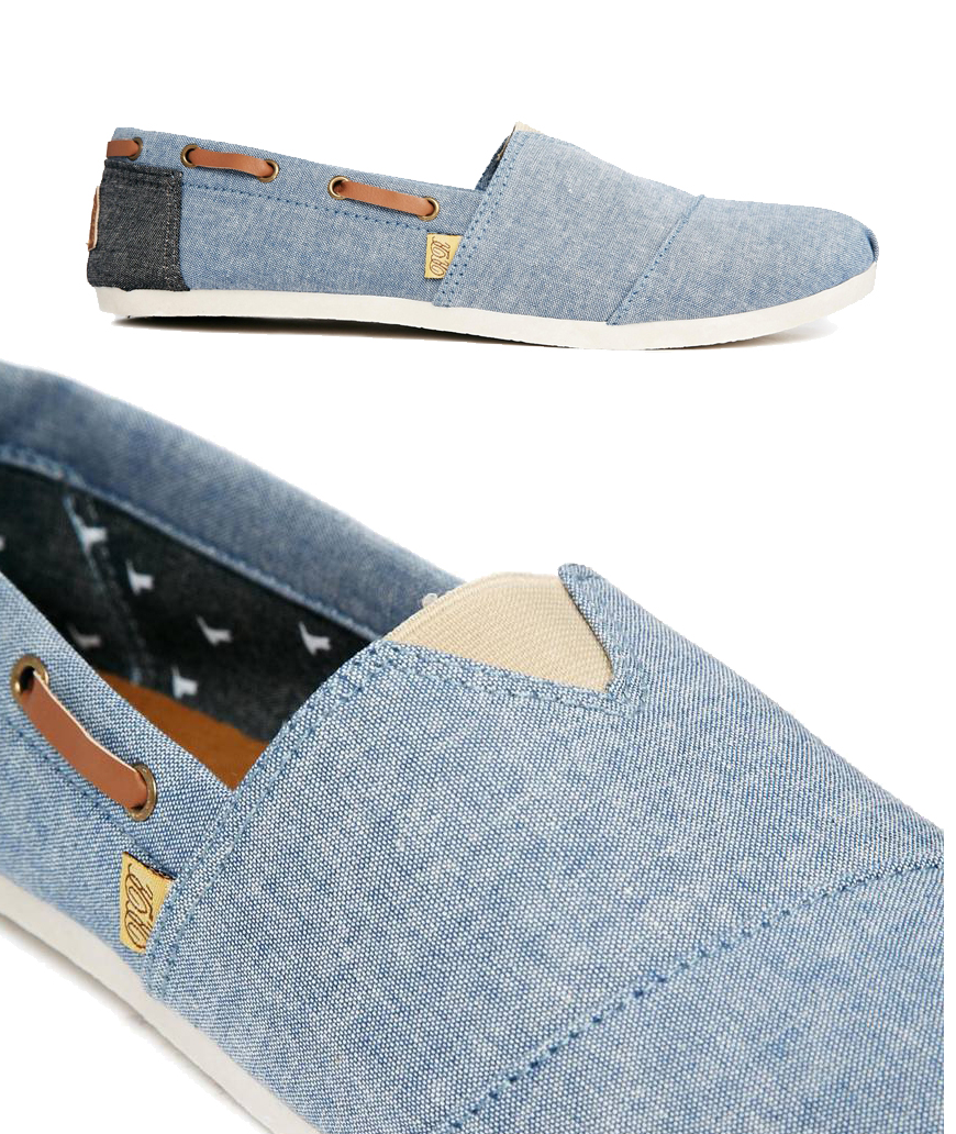 New-Mens-Rock-Revival-Canvas-Plimsolls-Pumps-Holiday-Casual-Espadrilles-Shoes